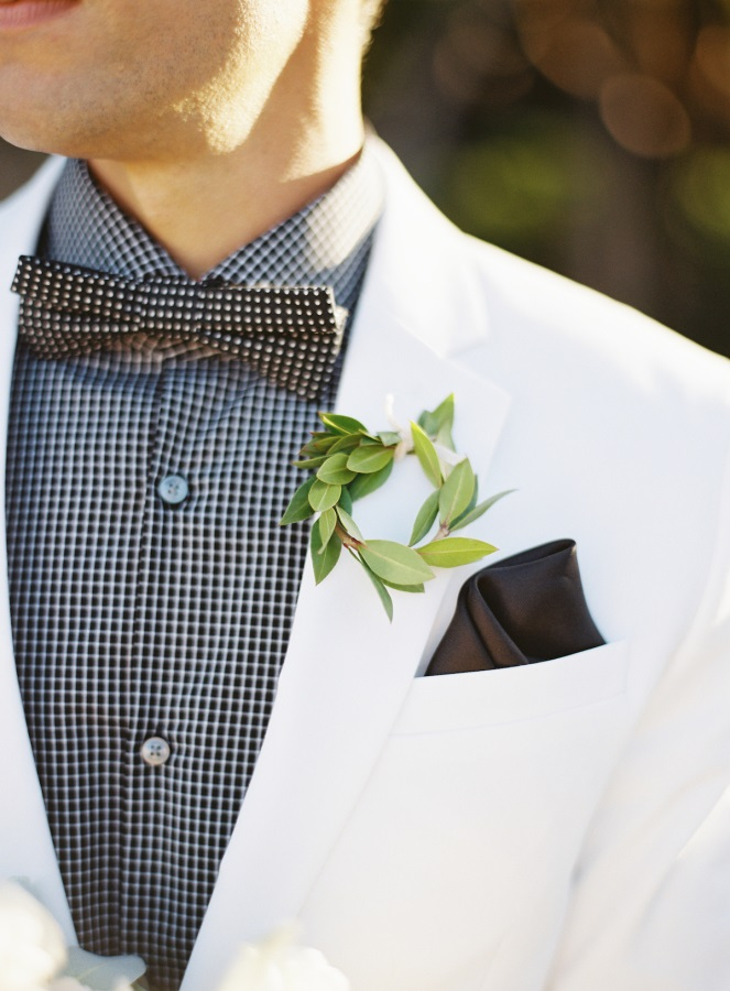 Blooming Boutonnières